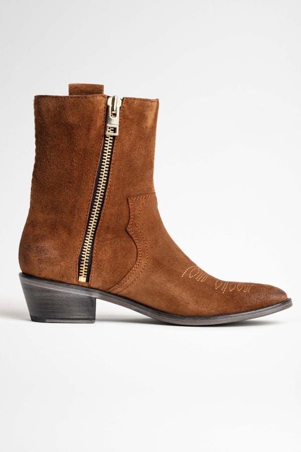 Pilar Suede Boot