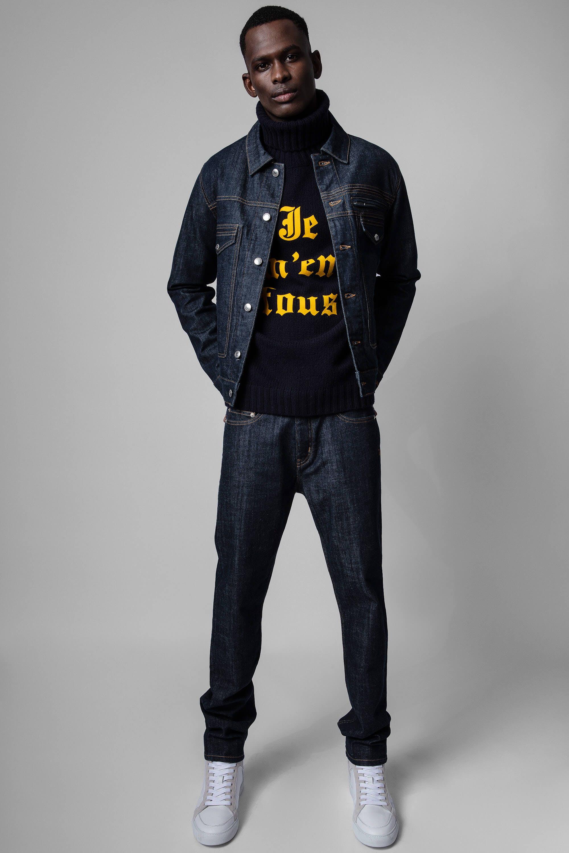 쟈딕앤볼테르 Zadig & Voltaire Base Jacket,RAW