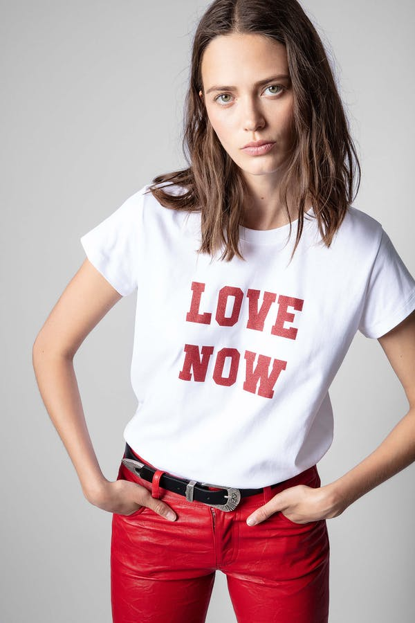 Woop Love Now T-shirt