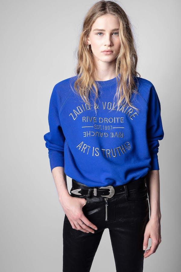 Upper Blason Sweatshirt