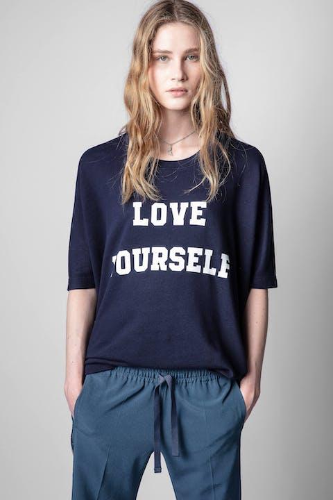 Portland Love Yourself Sweatshirt