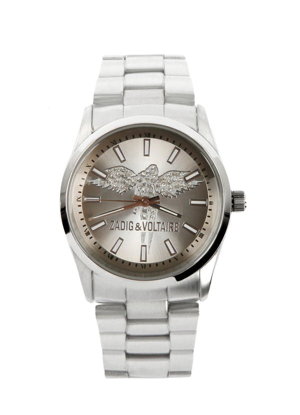 Steel Angel 36 Watch