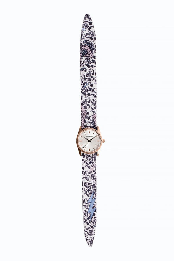 Parma Fabric Bracelet 33 Watch