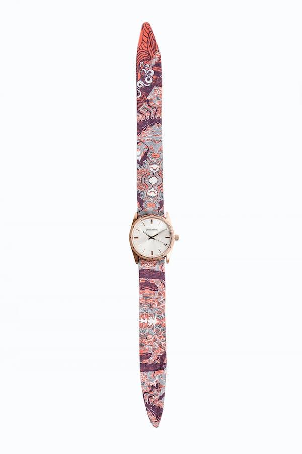 Fabric Bracelet 33 Watch