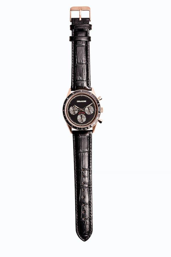 Master Black 36 Watch