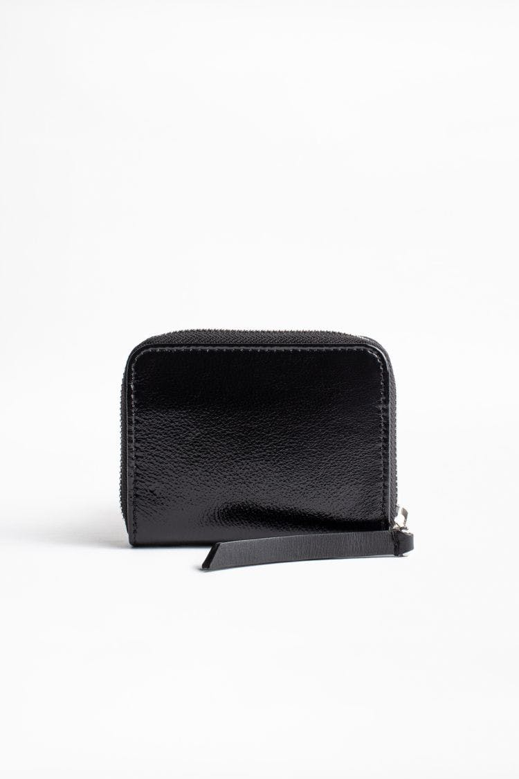Mini ZV Patent Coin Purse