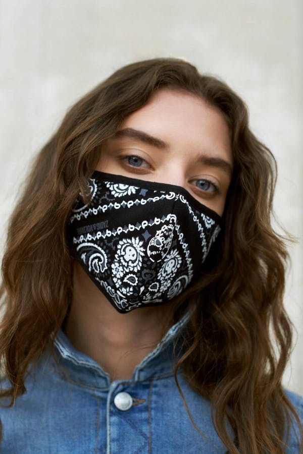 Bandana Masks Pack of 2