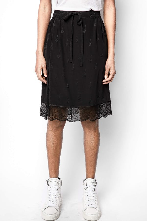 Jillian Jac Guitar Skirt