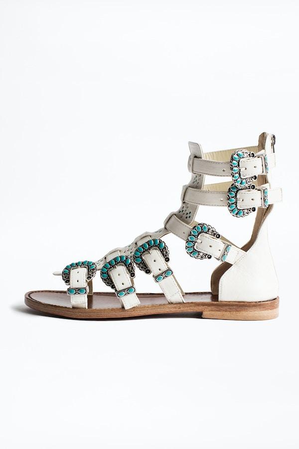 Capri Crush Sandals