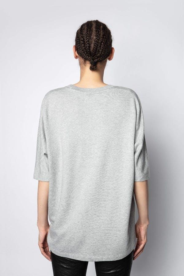 Portland Skull Print Sweatshirt