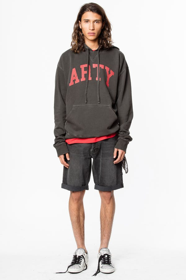 Sweatshirt Spencer Print Arty