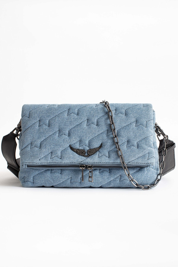 Rocky ZV Quilted Jeans Bag