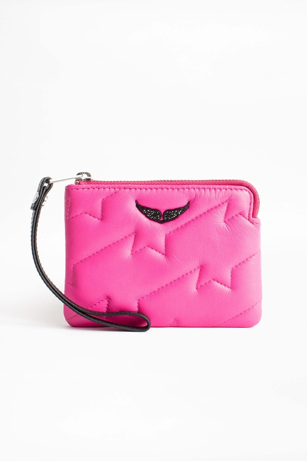 Mini Uma Quilted Clutch