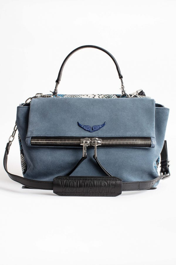 Twin's Suede Wild Bag