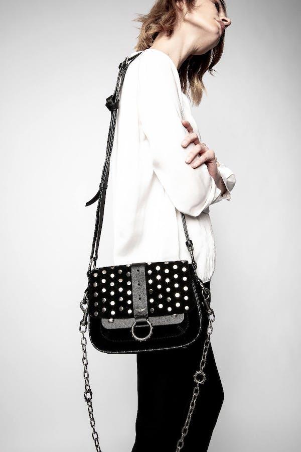 Kate Suede Bag