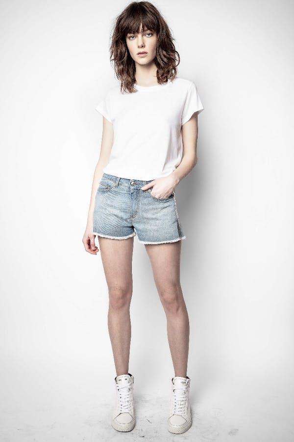 Storm Denim Shorts