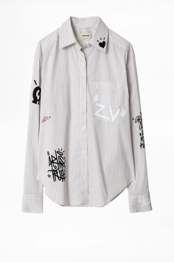 Tais Rayé Shirt