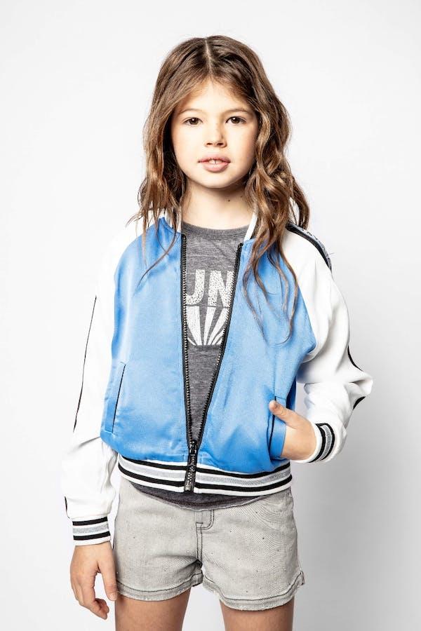 Child's Reversible Ben Jacket