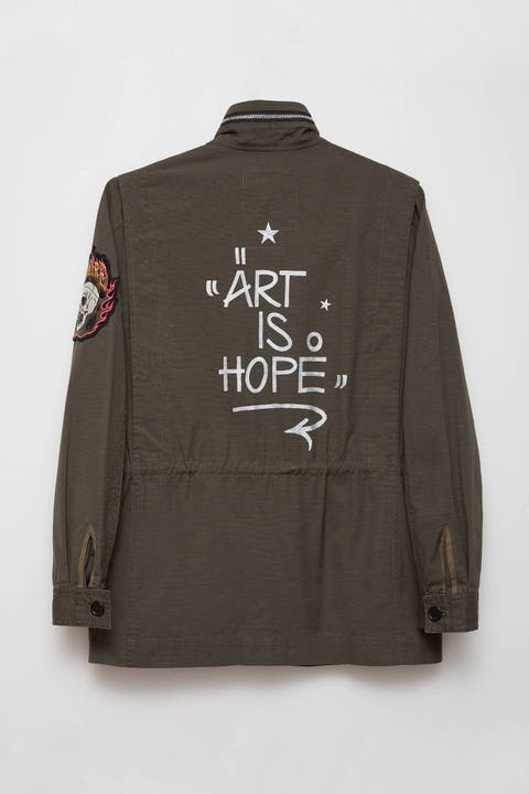 Jormi x Art Is Hope Kayaka Mili Jacket