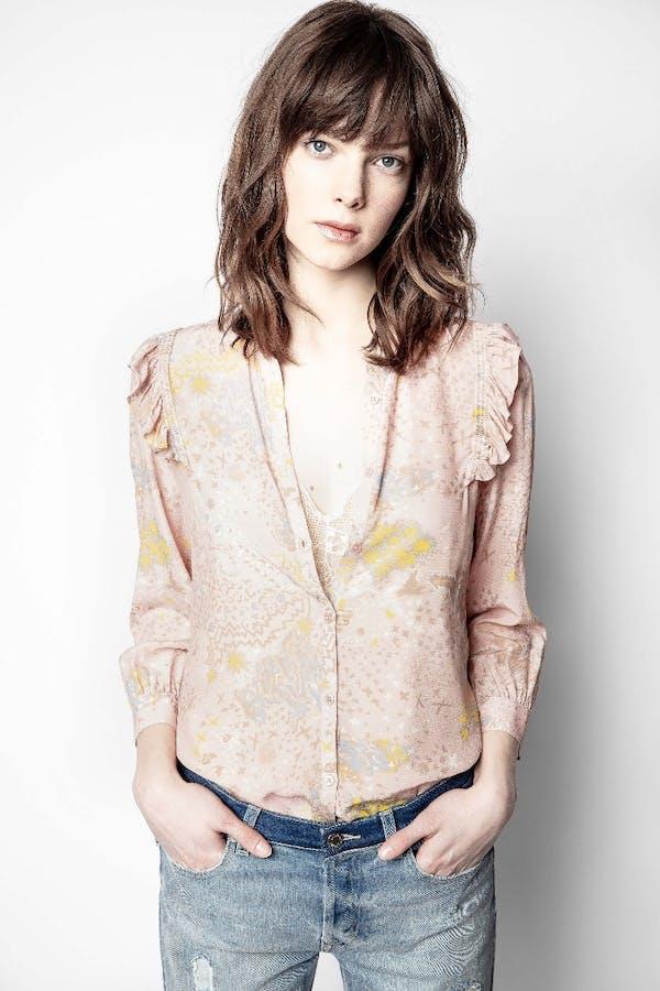 Tygg Print Glam Rock Shirt