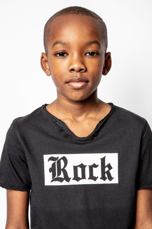 Child's Boxer T-shirt