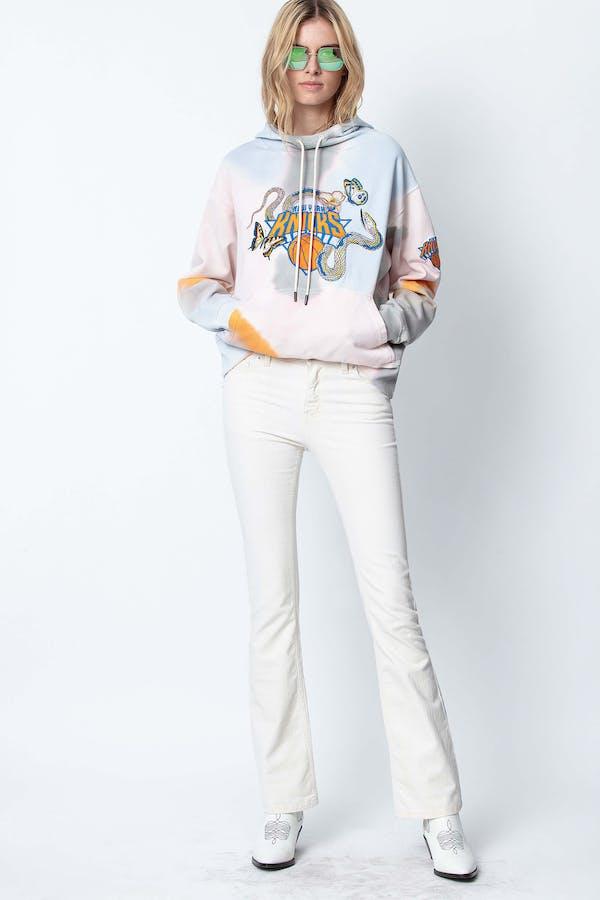 Wallace NY Knicks Sweatshirt