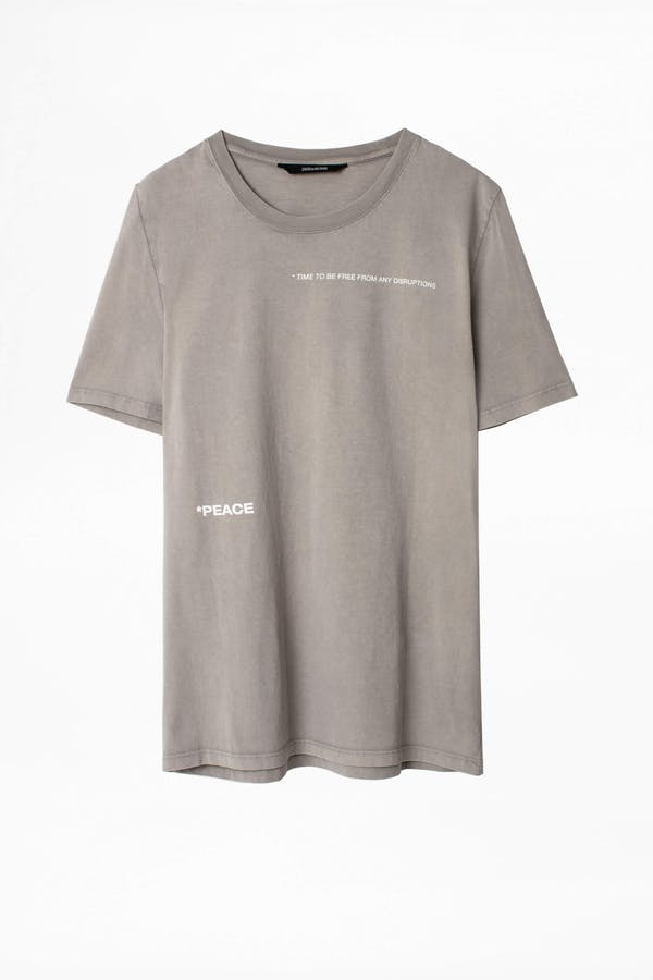Ted Peace Photoprint T-shirt