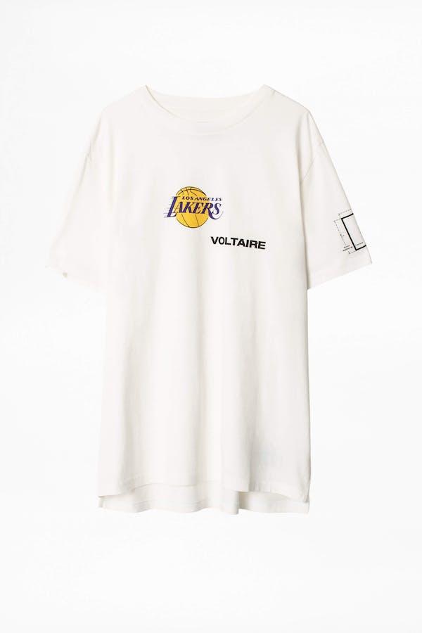 Tobias LA Lakers T-Shirt