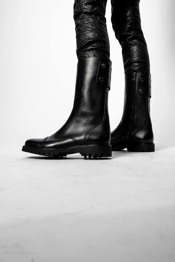 Joe High Boot