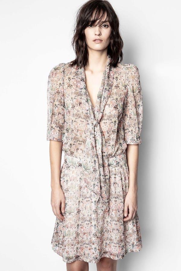 Rewel Mousseline Kaleido Dress