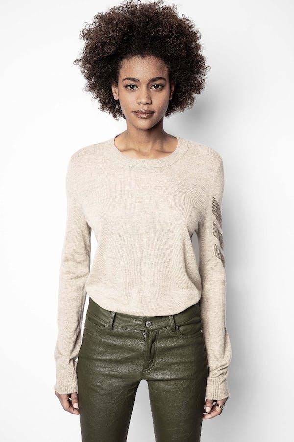 Miss Arrow Cashmere Sweater