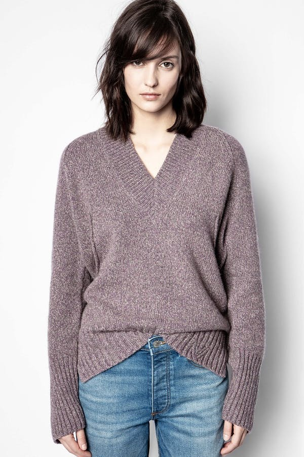 Taylor Recycled Cashmere Sweater