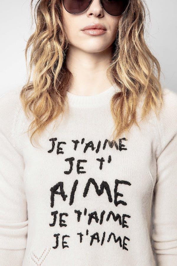 Lili J'Taime Cashmere Sweater