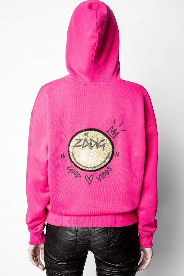 Georgy Smiley Cannetille Sweatshirt