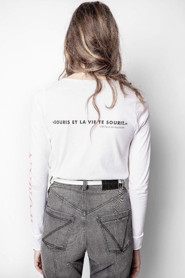 Citation Henley T-shirt