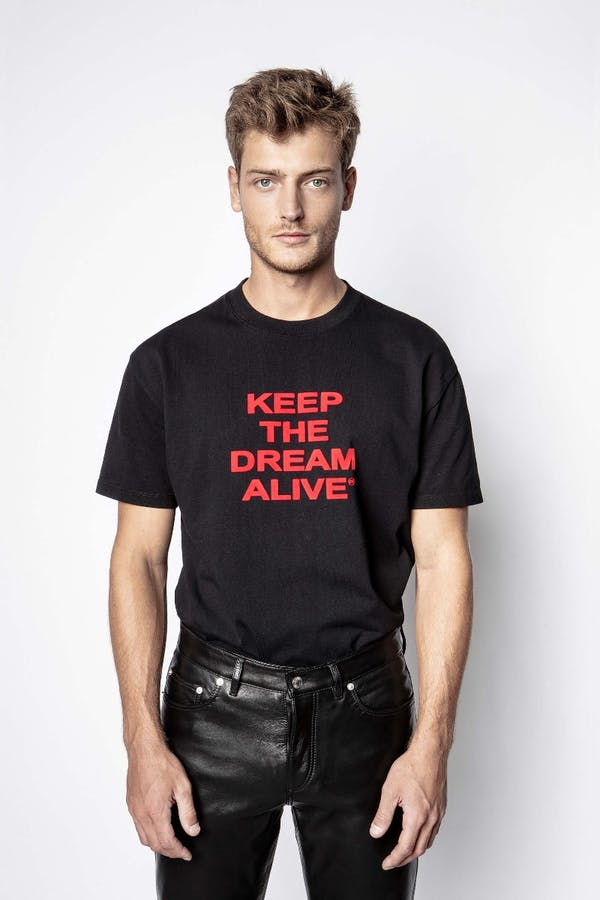 D-Trimity Keep The Dream T-shirt