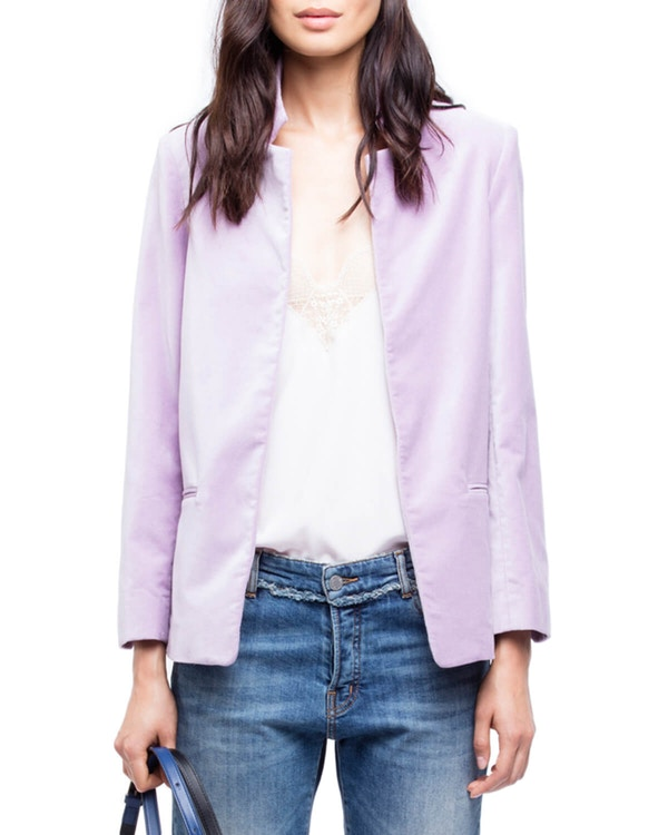 Volly Velours Jacket