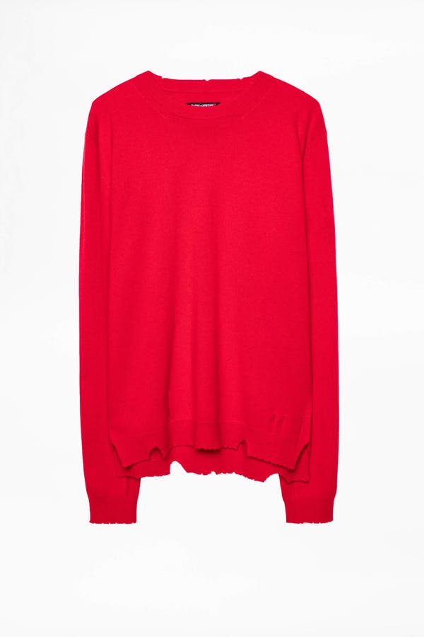 Liam Cashmere Sweater