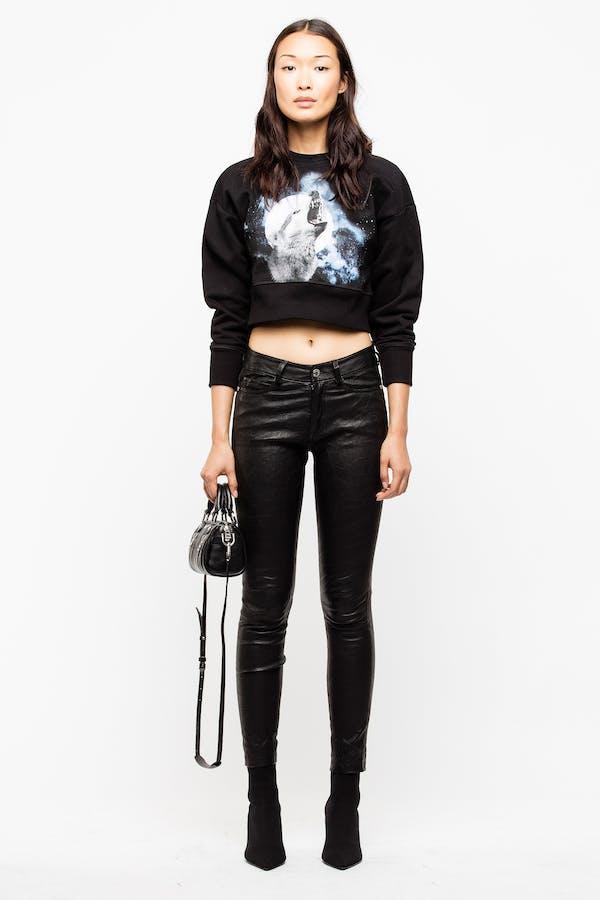 Wolfy Show Sweatshirt