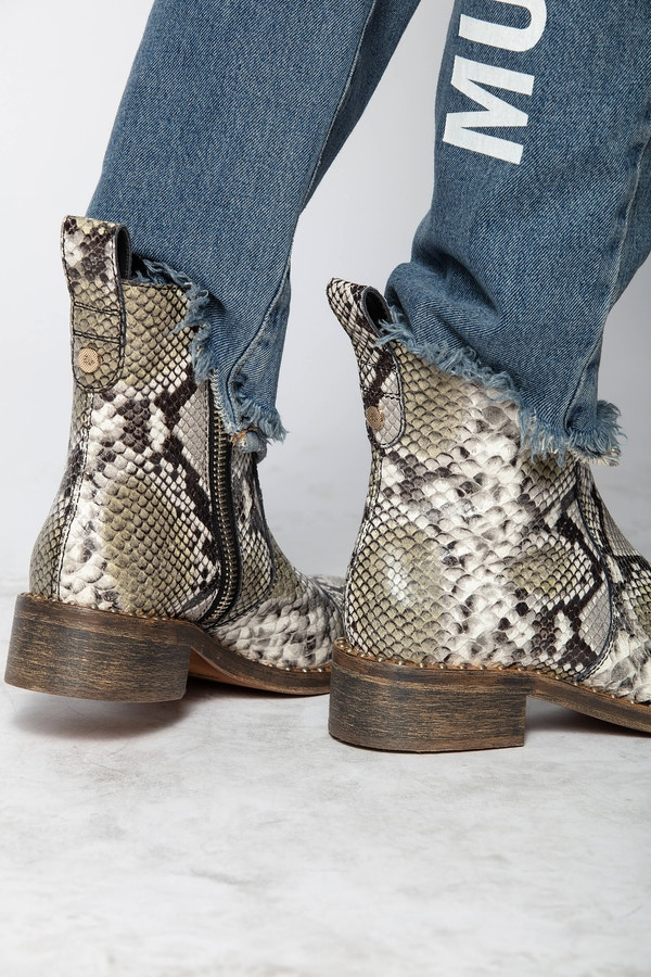 Empress Wild Ankle Boots