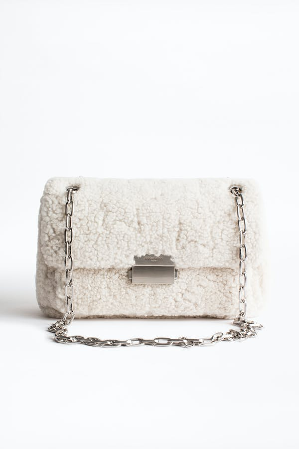 Ziggy Shearling Bag