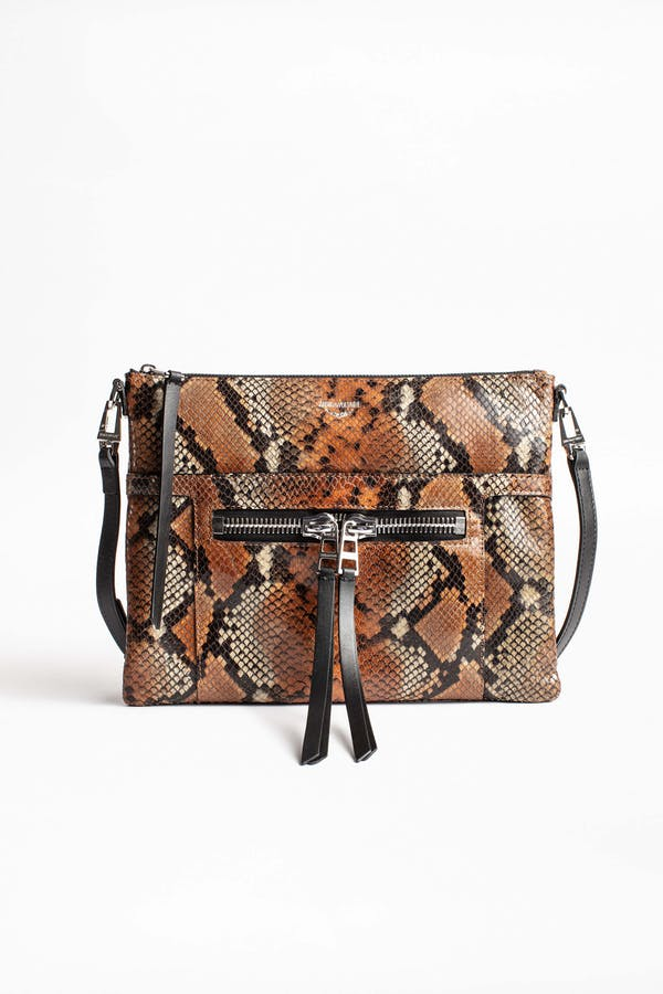 Panglo Zip Wild Clutch