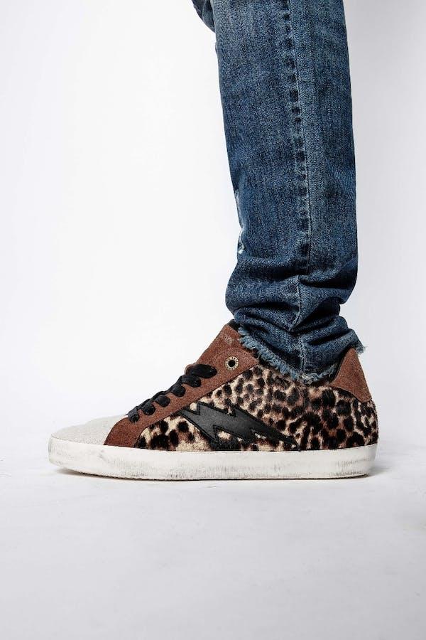 Zadig Used Leo Sneakers