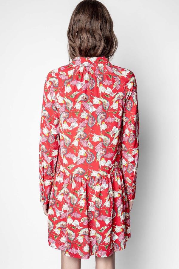 Rouska Paisley Dress