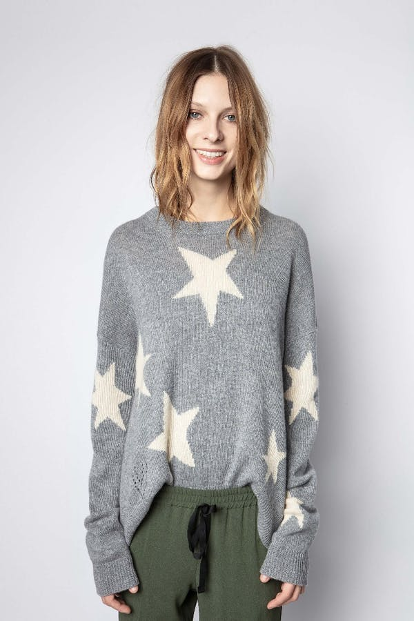 Markus Star Cashmere Sweater