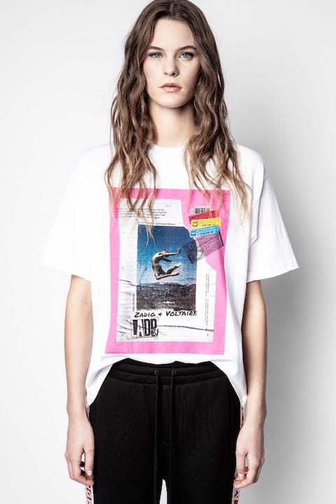 Broox LADP Photoprint T-Shirt