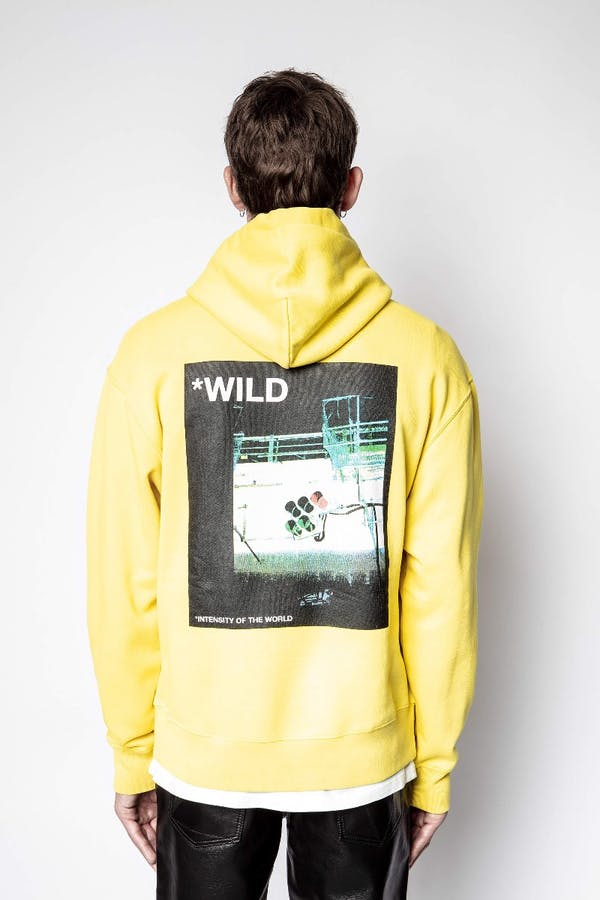 Sanchi Photoprint Wild Sweatshirt