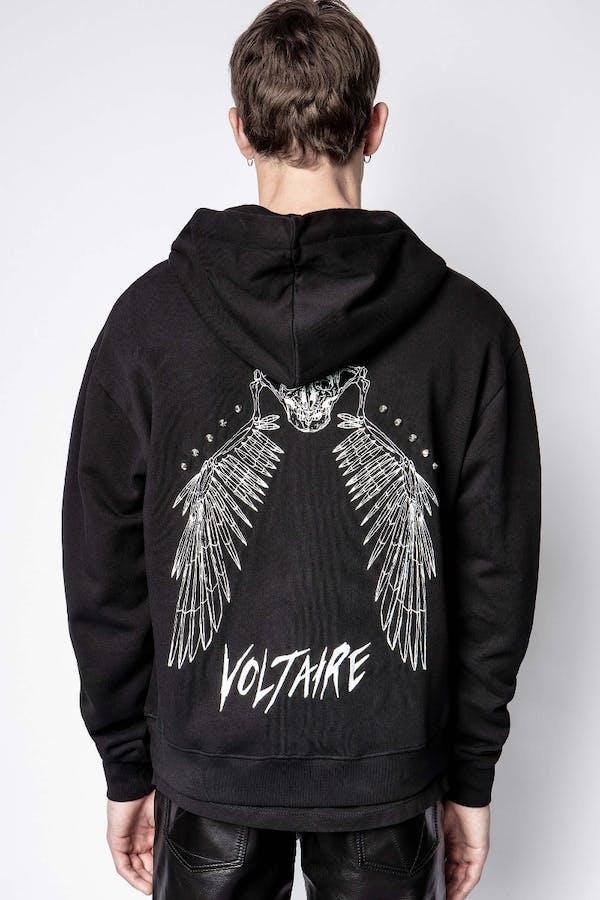 Salva Studs Sweatshirt