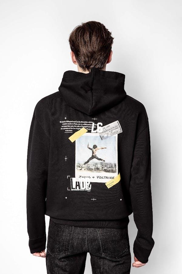 Sanchi Photoprint LADP Sweatshirt