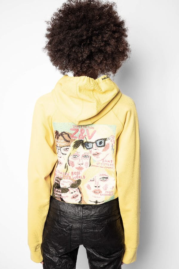 Clipper Band of Sisters Sweatshirt